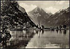 AA2145 Italia - Paesa in riva al lago - Montagne sullo sfondo