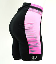 Pearl Izumi 2017 Women's Elite Pursuit Cycling Shorts, Screaming Pink Rush, XL