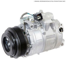 OEM AC Compressor & A/C Clutch For Sterling 360 Bullet 45 Acterra 5500 6500