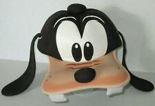Adult Goofy Black Disney Hats 1968 Now For Sale Ebay
