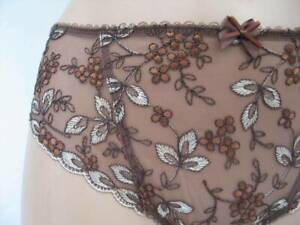 Fantasie Allure Lined Brief in Mocha (Brown) Size Sml (UK 10)