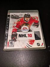 NHL 10 - PS3 Disc is Mint
