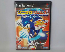 Sonic Gems Collection Import Japan Playstation 2 PS2 Used