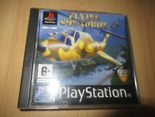 FLYING SQUADRON  PS1 portugal pal version phoenix