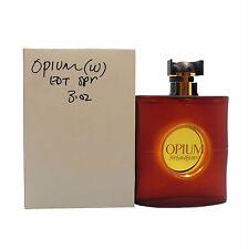 OPIUM BY YVES SAINT LAURENT EAU DE TOILETTE SPRAY 90 ML / 3 FL.OZ. (T)