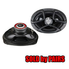 "Audiodrift 6x9"" Injection Cone with Cloth Edge 2-Way Car Speaker 400W  DS-A6902"