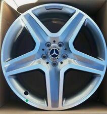 New Amg Wheels 20 Mercedes Benz Ml Gl Gle Gls350 Gls450 Oem Wheels Rims Gray