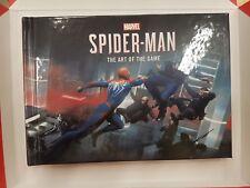 Ps4 El Hombre Araña Spiderman Marvel Artbook Libro sólo de edición especial 2018 Reino Unido