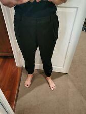 Sussan Black Linen Pants 14
