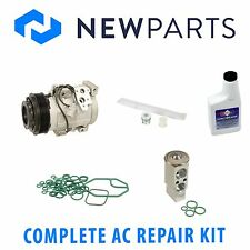 Toyota 4Runner 03-09 V6 Complete AC A/C Repair Kit with New Compressor & Clutch