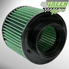 Green Sportluftfilter - für Audi A6 ( 4F ) Austauschfilter Luftfilter