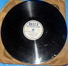 Andrew Sisters Money Song; Mary Martin & Kenny Baker Speak Low Decca 78 Promo 78