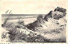 Belgium Coxyde s Mer Koksijde am Zee en Zand Les dunes ourlet de la mer
