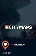 City Maps Pathankot India by James McFee (2017, Paperback)