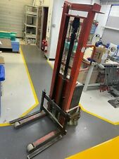 More details for electric pallet stacker