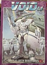I-Kore VOID 1.1 (Purple Cover) Battle with miniatures   NEW