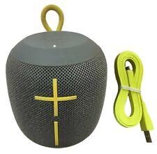 Ultimate Ears UE WONDERBOOM Inalámbrico Altavoz Bluetooth Impermeable Nuevo Gris Piedra