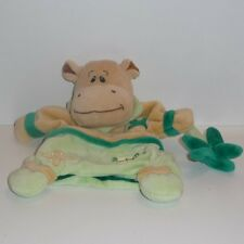 Doudou Hippopotame Babynat Baby Nat'