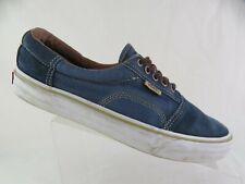 VANS Pro Old Skool Blue Sz 9.5 Men Low-Top Skate Shoes