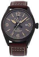 ORIENT Wristwatch RK-AU0202N Outdoor Star Sports Men's Watch Brown Band NEW