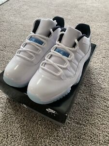 Size 8.5 - Jordan 11 Low Retro Legend Blue 🔥🔥Ready To ship🔥🔥
