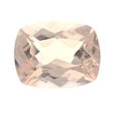 Loose Morganite - Cushion Cut 1.80ct Pink Solitaire