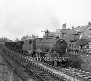 M295 60X60mm Railway Negative 48506 @ Hale on 1235 Tunstead-Northwich loaded Hop