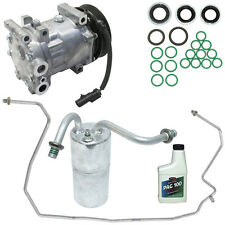 A/C Compressor & Component Kit-Compressor Replacement Kit UAC KT 1195