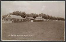 Postcard Barton on Sea nr Lymington New Forest Hampshire the Park Naish Farm RP