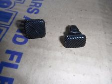 VW CORRADO PAIR FUSE BOARD COVER TRIM FITTING CLIPS SCREWS VR6 16V G60 8V