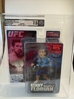 AFA Graded Silver 7.5 Round 5 Limited Edition Kenny Florian # 164 Of 500