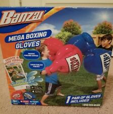 Banzai Kids Toys Inflatable Mega Boxing Gloves