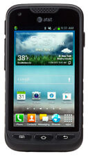 New/O Samsung Galaxy Rugby Pro I547 GSM at&t Unlocked 4G-LTE 8GB Smartphone