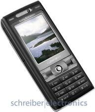 Sony Ericsson K800i Handy schwarz - Neu vom Fachhändler Cyber-shoot Ohne Simlock