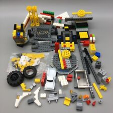 LEGO City 7905 Building Crane - Missing Pieces - Incomplete - Fast Shipping H35