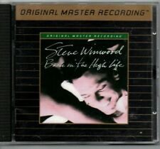 "STEVE WINWOOD - ""BACK IN THE HIGH LIFE"" (ORIGINAL MASTER RECORDING MFSL) TRAFFIC"