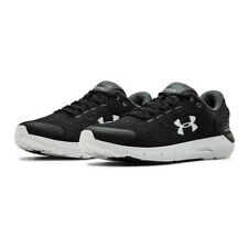 Under Armour Hombre Charged Rogue 2 Correr Zapatos Zapatillas Negro Deporte