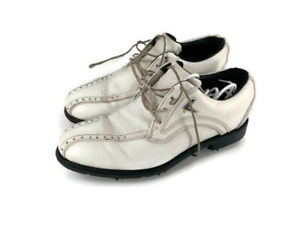 used Mens Golf Shoes Callaway small US 8.5 good condition