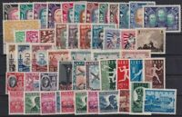 Lithuania 1922-1940 Selection of full sets, MH