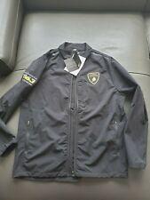 Lamborgini limited edition jacket authentic, brand new; size  Large