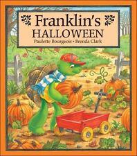 Franklin's Halloween, Bourgeois, Paulette, Good Book