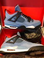 Nike Air Jordan 4 Travis Scott Cactus Jack Retro University Blue 308497 406