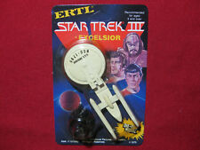 1984 USS Excelsior Diecast Model Ertl Star Trek III Search for Spock Vintage