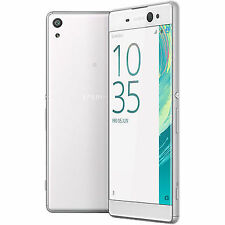 Sony Android White Mobile Phones with 16 GB