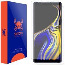 Skinomi (MATTE) FULL BODY Skin+Screen Protector For Samsung Galaxy Note 9