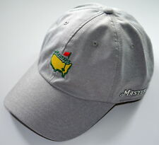 2017 MASTERS (GREY) PERFORMANCE SLOUCH Golf HAT from AUGUSTA NATIONAL