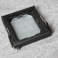"SINAR 5""x4"" FILM BACK WITH GROUND GLASS FOCUSSING SCREEN, EXCELLENT CONDITION"