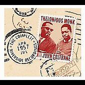 Thelonious Monk with John Coltrane the Complete Riverside Recordings 1957