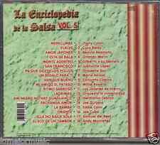 rare salsa cd ENCICLOPEDIA SALSA V5 Orquesta Son WILLIE ROSARIO Joe Quijano CUBA