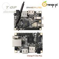 Orange Pi Lite2/One Plus H6 1GB Quad Core Development Board Support Android7.0